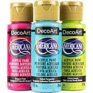 Americana Acrylics Greys