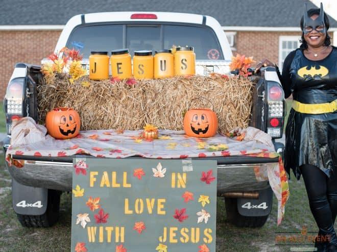 Fall Festival Decor