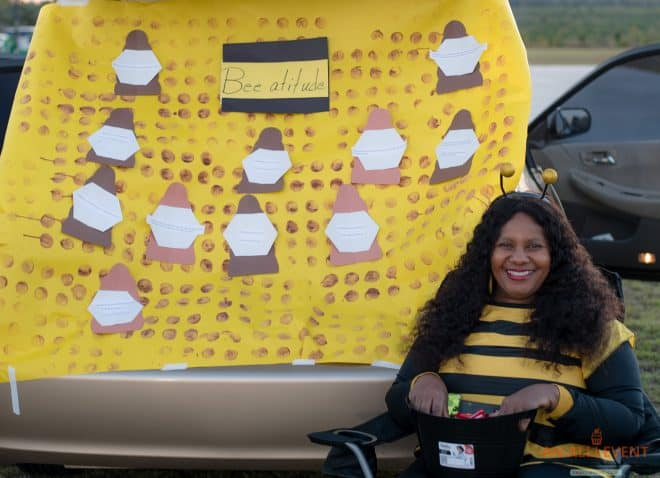 Another great trunk for trunk or treat