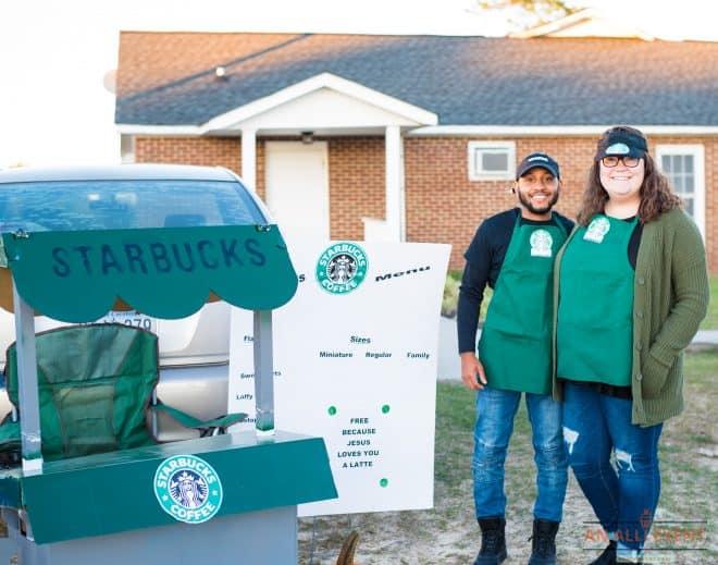 Favorite-Trunk-Or-Treat-Ideas-Starbucks