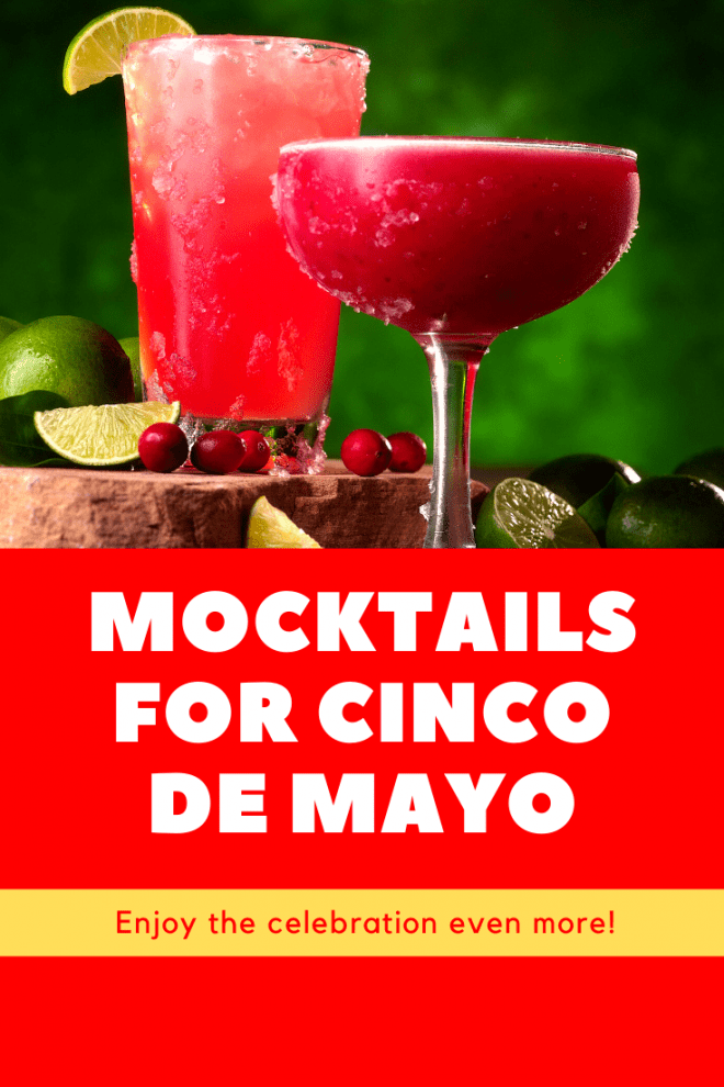 Margarita Mocktails - Best Alcohol-Free Drinks