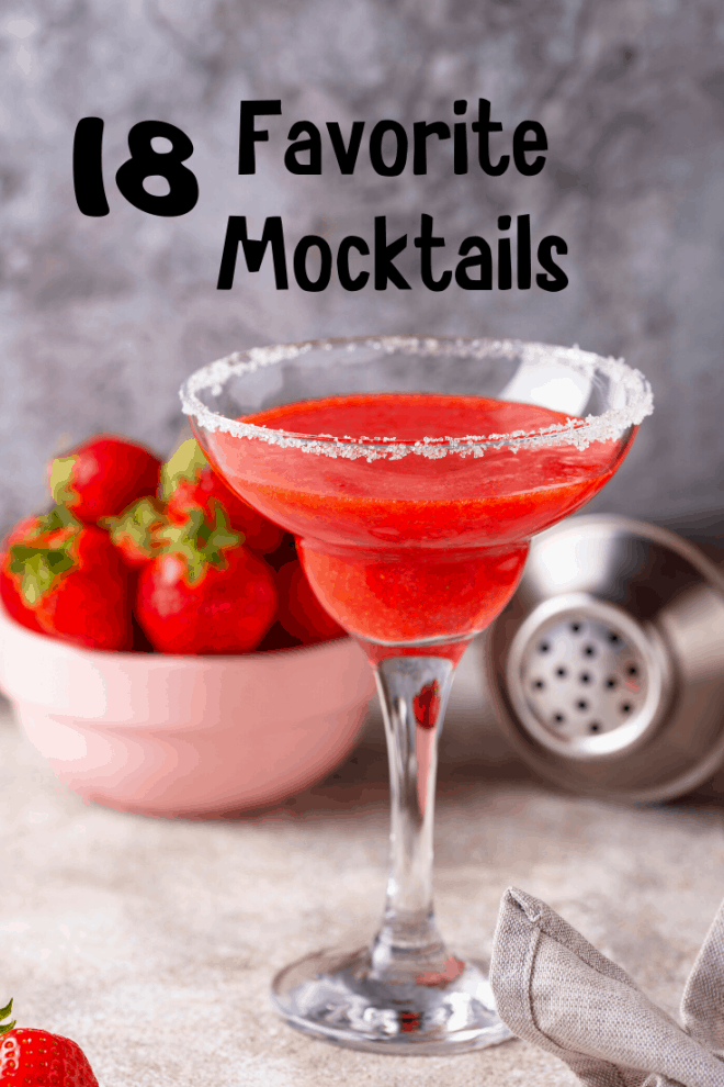 18 Mocktails - Best Alcohol-Free Drinks