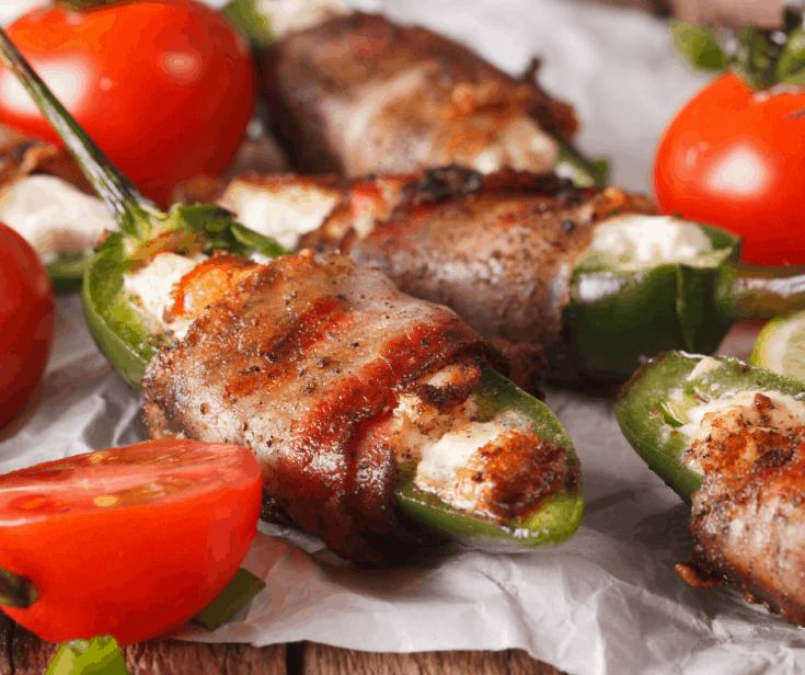 One Bacon-Stuffed Jalapeno Popper