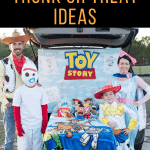 Toy Story Trunk or Treat - Favorite Trunk or Treat Ideas