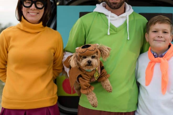 Scooby Doo Trunk Or Treat Ideas